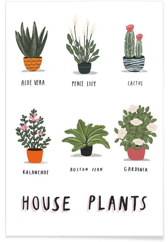 House Plants Poster Juniqe
