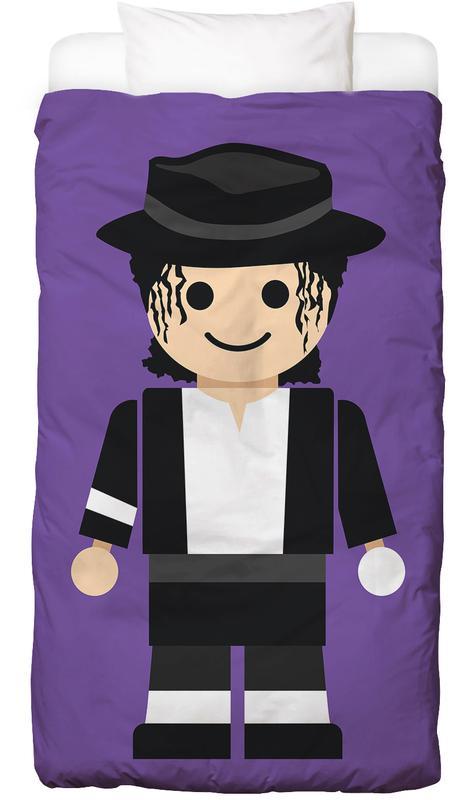 Michael Jackson Toy Bettwäsche Juniqe