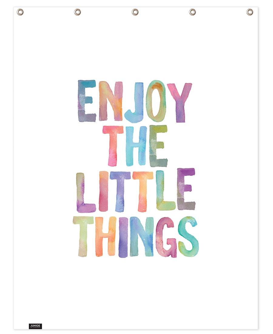 "/""Enjoy the Little Things/"" Brand New 2020 Tea Towel Calendar"