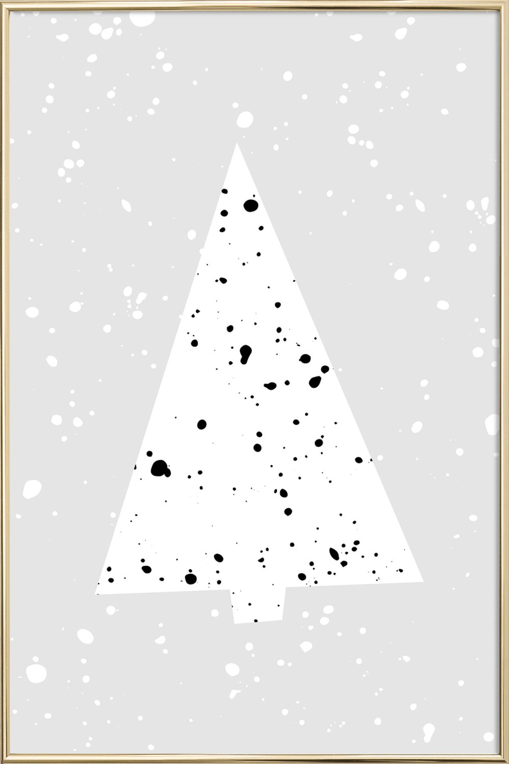 Christmas Tree 2 as Bed Linen by Mareike Böhmer | JUNIQE