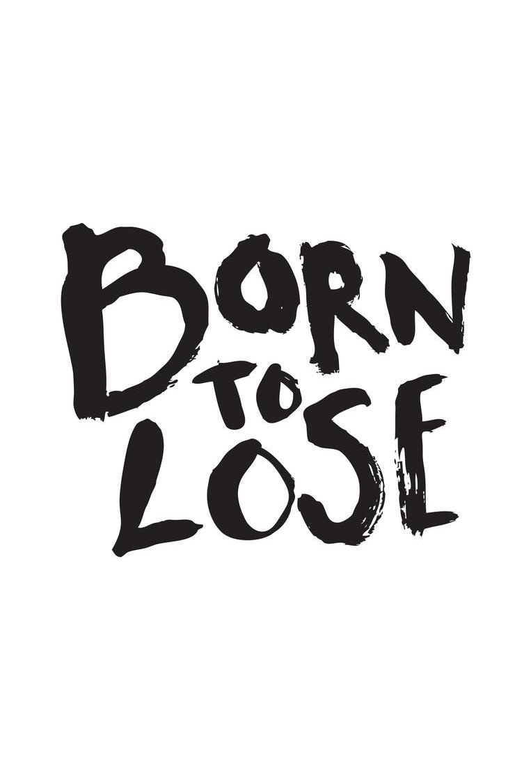 born to lose as acrylic glass print by dead language juniqe