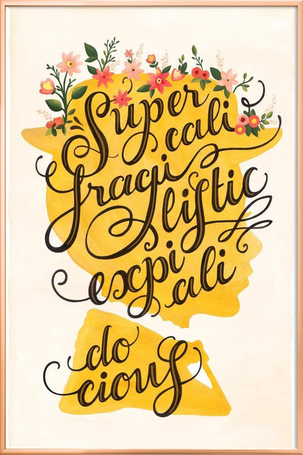 Supercalifragilisticexpialidocious - Draw Me A Song Project as ...