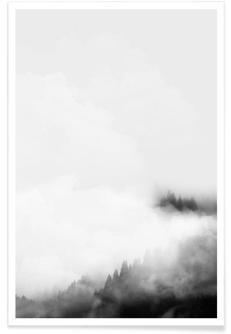 Landscape No. 40 - Premium Poster Portrait