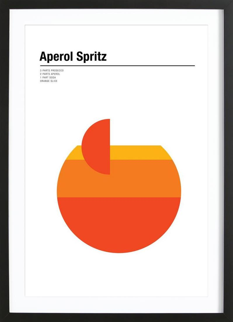 Aperol Spritz as Premium Poster by Nick Barclay | JUNIQE UK