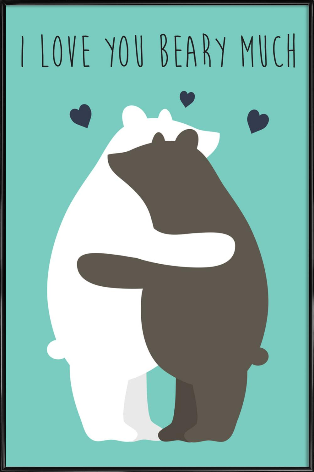 I Love You Beary Much — Bed Linen