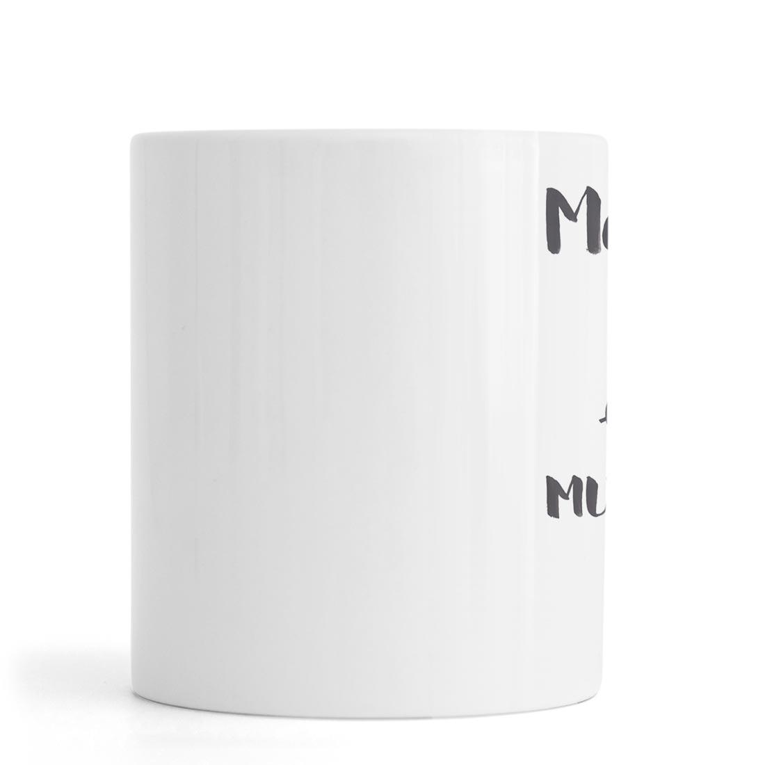 Mutausbruch As Mug By Brushmeetspaper | JUNIQE