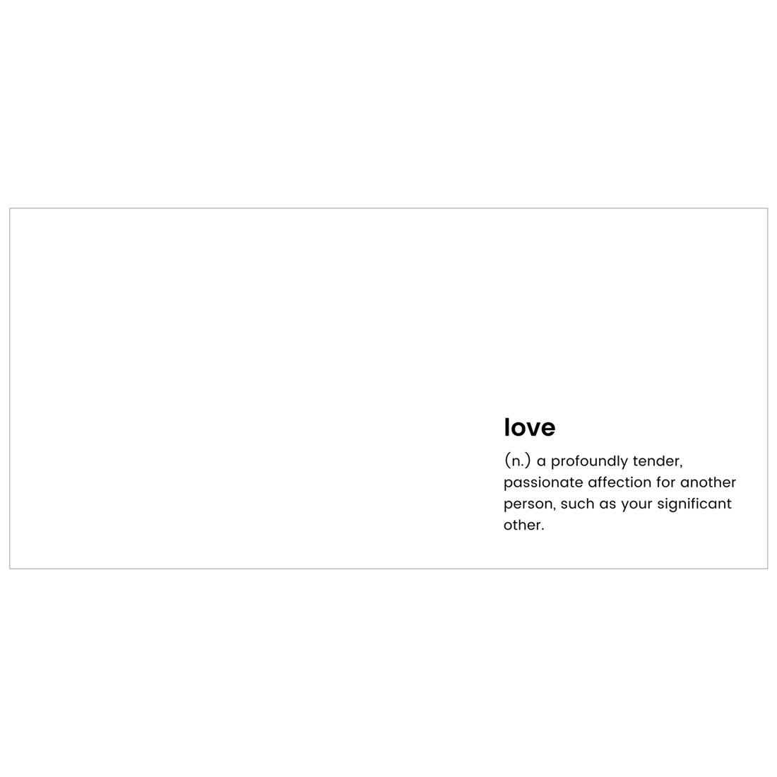 Love als Tasse von JUNIQE | JUNIQE CH