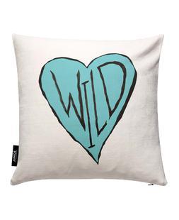 Wild Heart - Teal