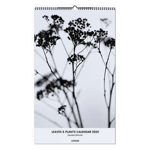 Leaves & Plants Calendar 2020 - Mareike Böhmer