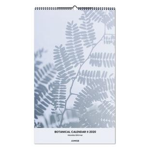 Botanical Calendar II 2020 - Mareike Böhmer