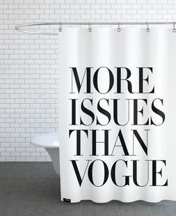 More Issues Than Vogue White