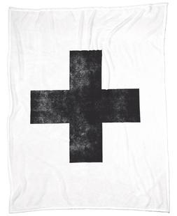 Swiss Cross White