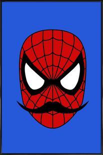 Spider Stache