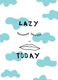 Lazy Today Clouds