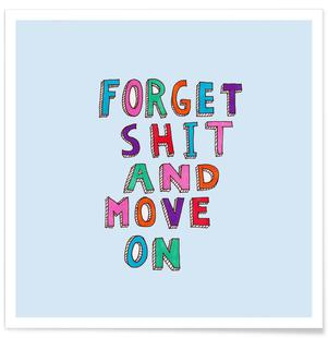 Forget and Move On