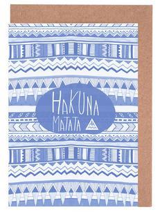 Hakuna Matata Navy Blue