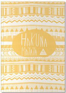 Hakuna Matata Yellow