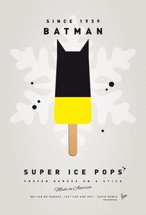My Superhero Ice Pop - Batman