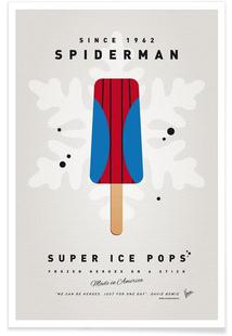 My Superhero Ice Pop - Spiderman