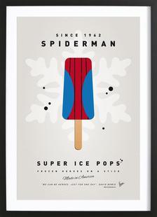My Superhero Ice Pop - Spiderman