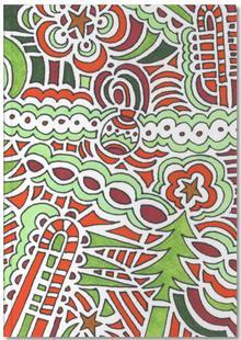 Holiday Drawing 2