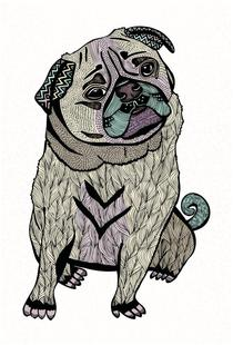Ares The Pug