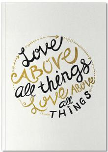 Love Above All Things