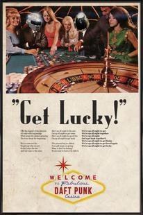 Get Lucky !