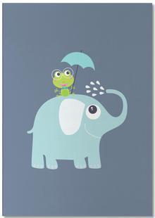 Elephant Frog
