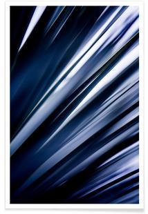 Blue Straws 1