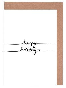 Holidays 1 - Happy Holidays