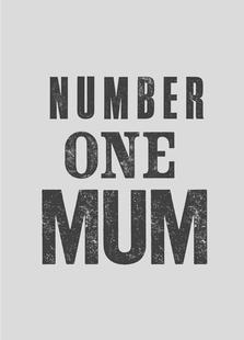Number One Mum
