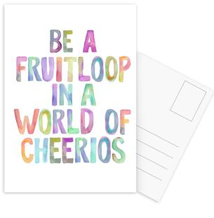 Be A Fruitloop
