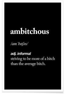 Ambitchous