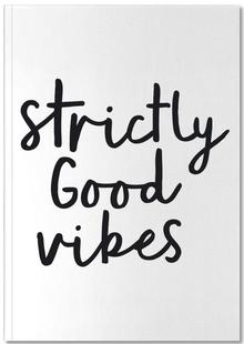 Strictly Good Vibes
