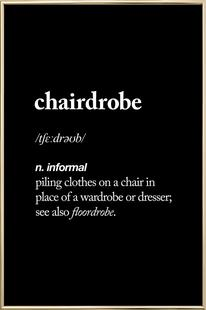 Chairdrobe