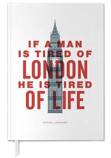 If A Man Is Tired Of London