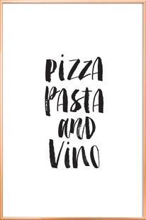Pizza Pasta And Vino