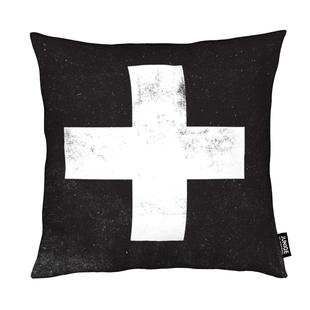 Swiss Cross Black