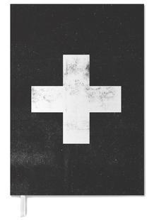 Swiss Cross Black