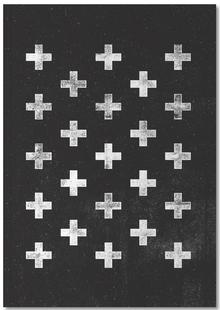 Swiss Cross Pattern