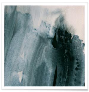 Greyish Brushstrokes