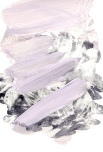Soft Pink on Grey