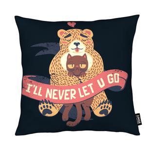 I'll Never Let You Go Bear Love Cat