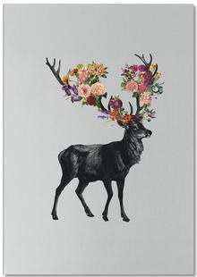 Sprint Itself Deer Floral
