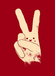 Love, Peace and Carrots