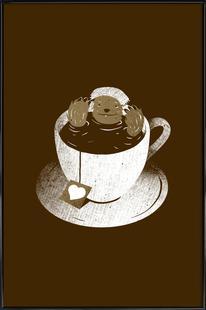 Monday Bath Sloth Coffee
