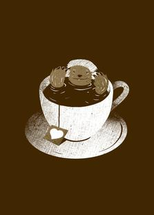 Monday Bath Sloth Coffee