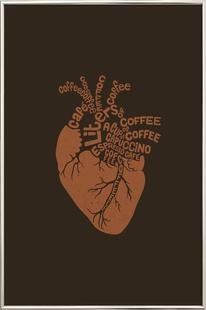 Coffee Lover Heart