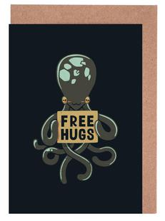 Free Hugs Octopus
